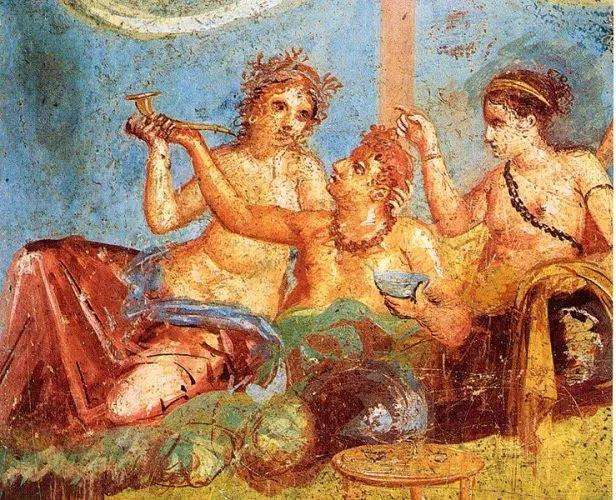 Những sự thật khó tin về cuộc sống của người La Mã cổ: đánh răng bằng nước tiểu, ăn no quá nôn luôn tại bàn 7