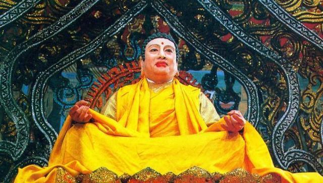 Phật Tổ phim Tây Du Ký 1986: Có 3 con gái xinh đẹp, tự nhận là phận