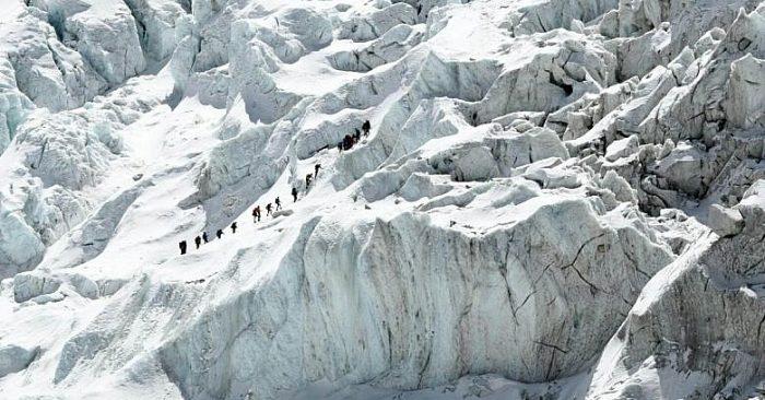 Thi thể lính Ấn Độ được phát hiện sau 50 năm trên sông băng Himalaya 3
