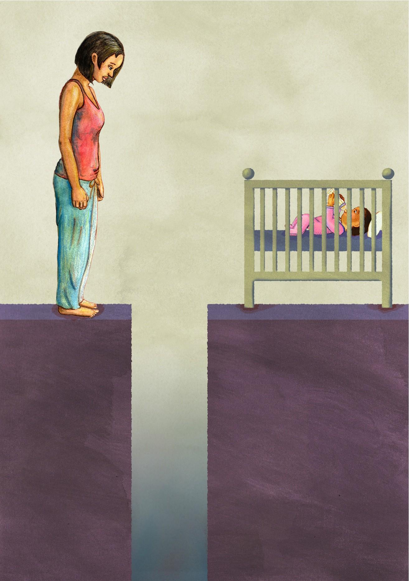 Vụ mẹ thắt cổ con và cháu nhỏ ở Hà Nội: Những thảm kịch đau lòng vì chứng trầm cảm của người mẹ gây nên cái chết của trẻ thơ 3