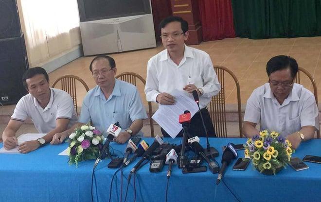 Sai phạm quy chế thi tại Sơn La: Phó giám đốc cùng 4 cán bộ tham gia sửa điểm 2