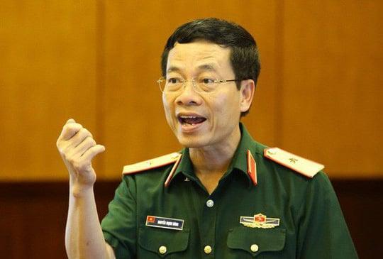 Chủ tịch Viettel Nguyễn Mạnh Hùng giữ chức Bí thư Ban cán sự Đảng Bộ TT&TT 1