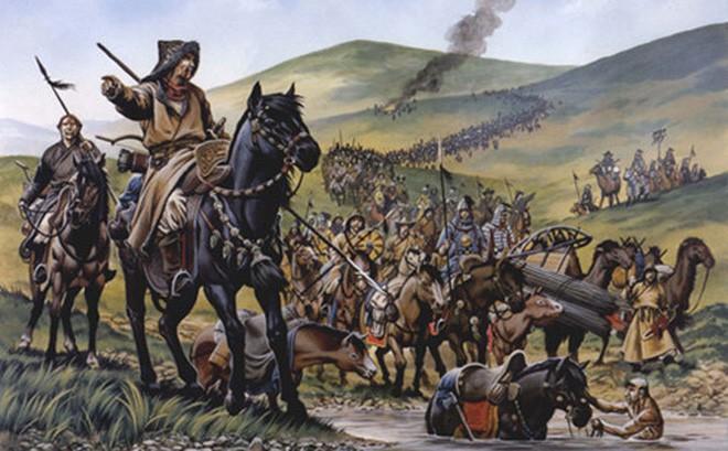 Dù tàn bạo, đội quân Mông Cổ cũng không làm việc này ngay cả khi thống nhất Trung Nguyên 2