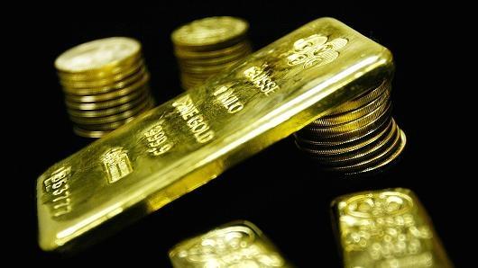 Hình ảnh Giá vàng hôm nay 25/7: Vàng thế giới quay đầu trượt dốc số 1