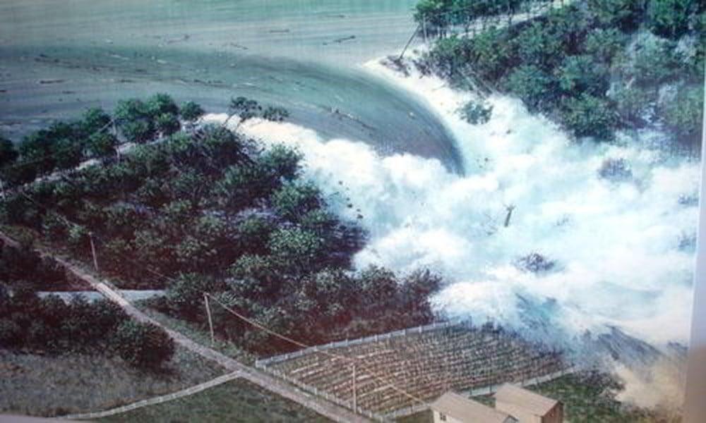 Những vụ vỡ đập thủy điện thảm khốc nhất thế giới, hậu quả khiến ai cũng phải rùng mình 3
