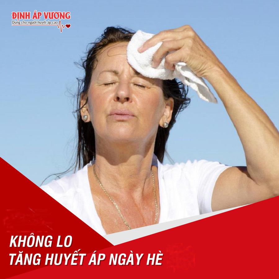 Ngăn chặn tăng huyết áp gây đột quỵ não khi nắng nóng bằng cách nào? 1