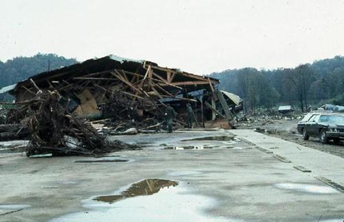 Những vụ vỡ đập thủy điện thảm khốc nhất thế giới, hậu quả khiến ai cũng phải rùng mình 10