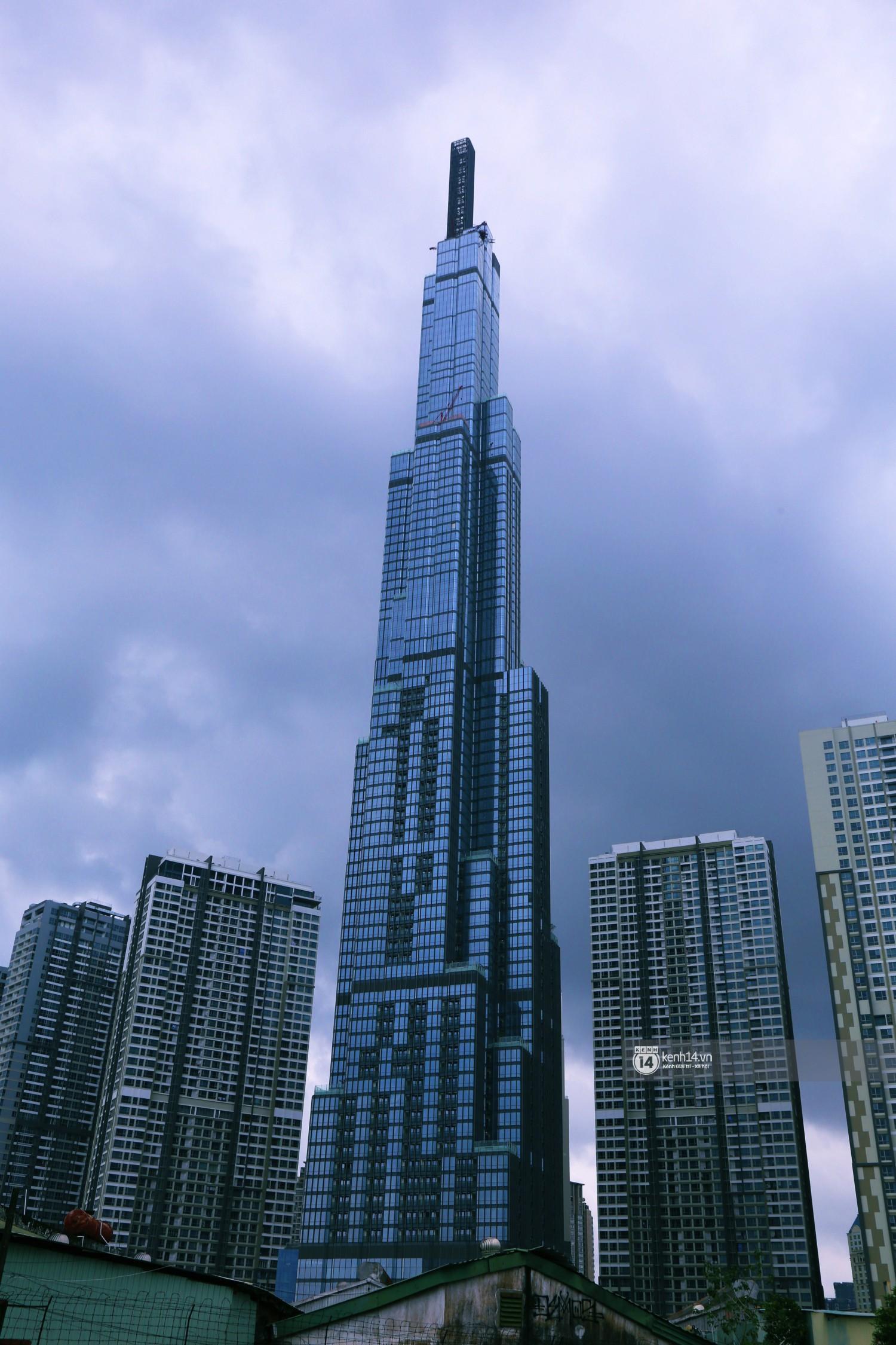 Chùm ảnh: Toàn cảnh toà nhà 81 tầng cao nhất Việt Nam trước ngày khai trương ở Sài Gòn - Ảnh 10.