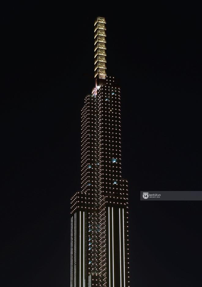 Hình ảnh Chùm ảnh: Toàn cảnh toà nhà 81 tầng cao nhất Việt Nam trước ngày khai trương ở Sài Gòn số 8