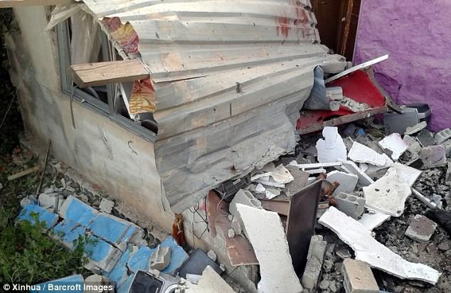 IS đồng loạt tấn công, đánh bom đẫm máu ở Syria, 215 người chết 2