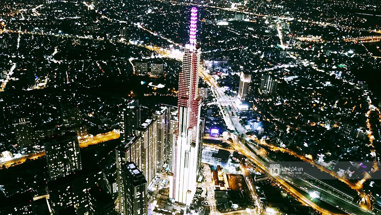 Chùm ảnh: Toàn cảnh toà nhà 81 tầng cao nhất Việt Nam trước ngày khai trương ở Sài Gòn - Ảnh 4.