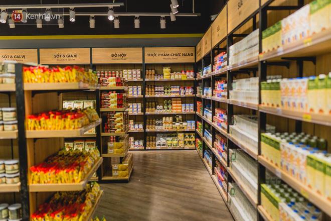 """Cận cảnh VinMart trong toà nhà cao nhất Việt Nam: Ai bảo siêu thị là không thể """"chất"""", không thể cool? 3"""