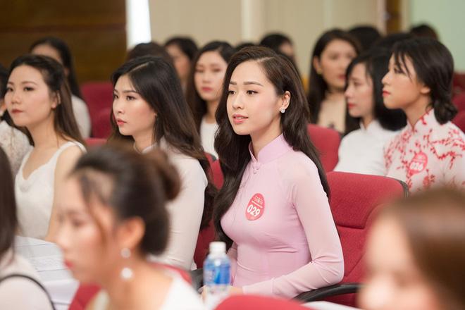 Từng nặng tới 80, 90kg nhưng những người đẹp này vẫn lọt Chung kết Hoa Hậu Việt Nam 2018 12