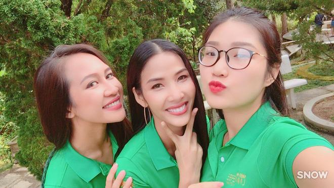 Từng nặng tới 80, 90kg nhưng những người đẹp này vẫn lọt Chung kết Hoa Hậu Việt Nam 2018 20