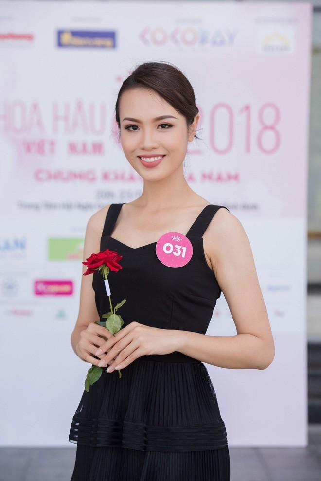 Từng nặng tới 80, 90kg nhưng những người đẹp này vẫn lọt Chung kết Hoa Hậu Việt Nam 2018 7
