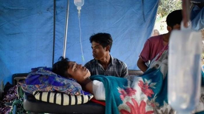 Động đất Indonesia: Hơn 500 người leo núi bị mắc kẹt do sạt lở đất 2