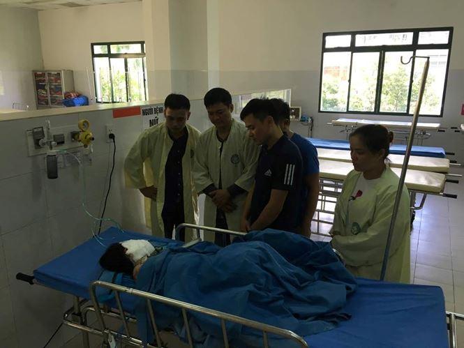 Người nhà bàng hoàng kể lại khoảnh khắc vụ tai nạn thảm khốc xảy ra ở Quảng Nam 1