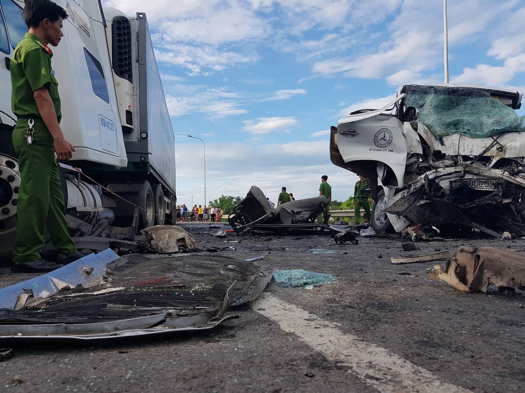 Danh tính chú rể và 16 người thân thương vong trong vụ tai nạn thảm khốc trên đường rước dâu 2