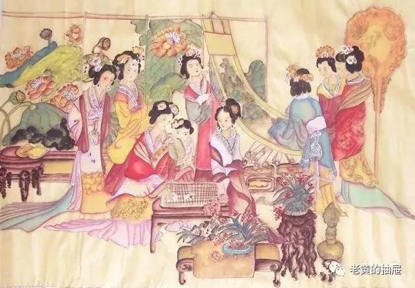 Cuộc sống của các kỹ nữ thời xưa: Không chỉ dừng lại ở việc thỏa mãn khách làng chơi! 1