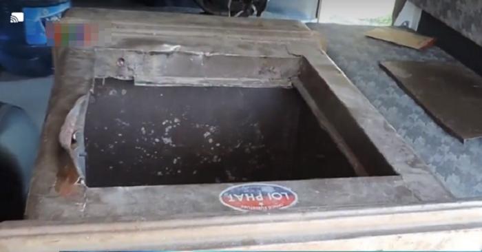 Bình Thuận: Trộm két sắt mang ra nghĩa trang đục lấy 25 lượng vàng 1