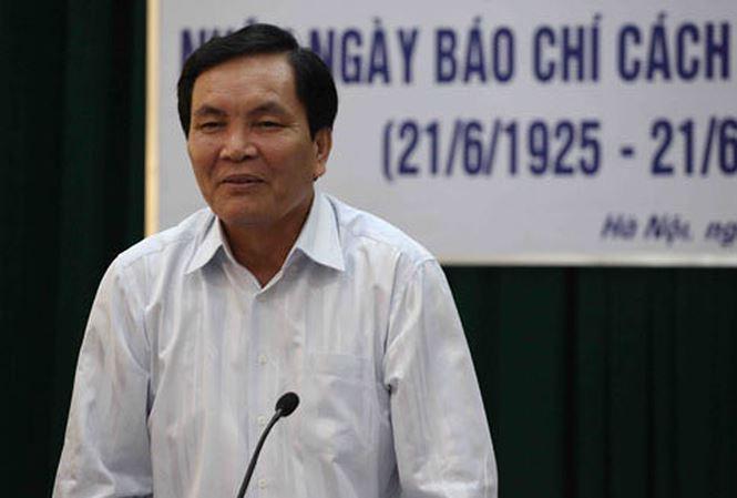 Ông Cấn Văn Nghĩa rút lui, lộ diện ứng viên nặng ký cho ghế