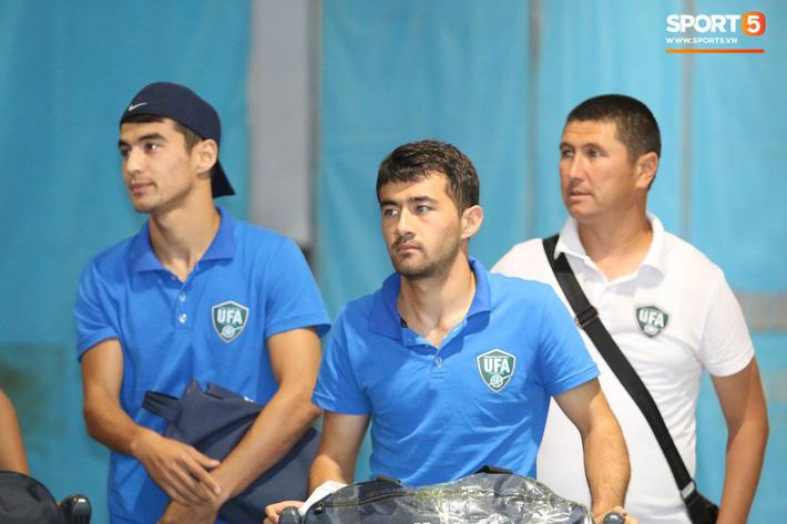 U23 Uzbekistan đã có mặt tại Hà Nội, sẵn sáng tái đấu với U23 Việt Nam - Ảnh 1.