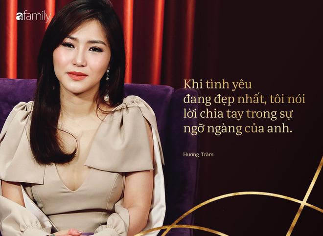 Hương Tràm: Tôi khóc rất nhiều vì đã rời bỏ tình cũ trong lúc đang yêu say đắm nhất! 2