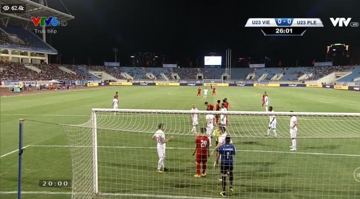 Kết thúc: Tấn công mãn nhãn, U23 Việt Nam thắng thuyết phục U23 Palestine 13