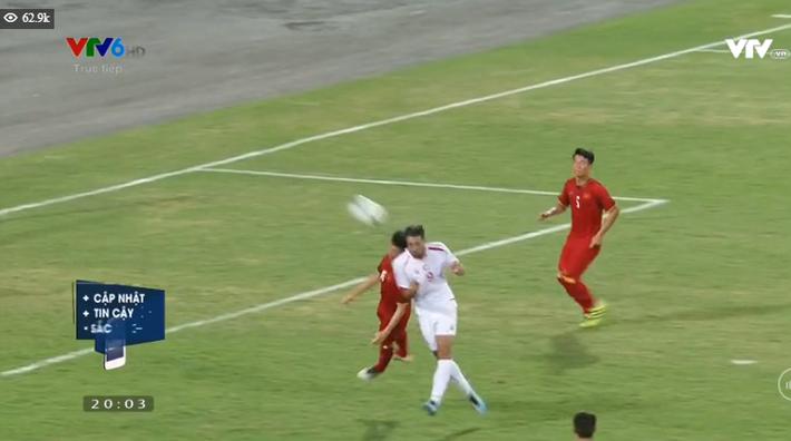 Kết thúc: Tấn công mãn nhãn, U23 Việt Nam thắng thuyết phục U23 Palestine 10