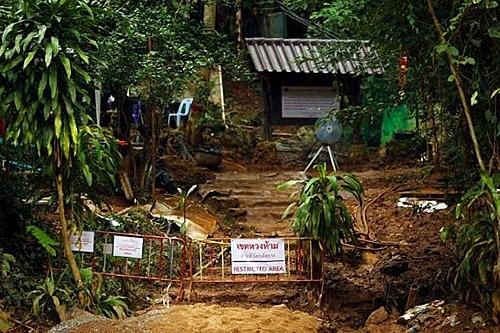 Thái Lan bắt đầu xây dựng bảo tàng tái hiện chiến dịch giải cứu đội bóng nhí 2