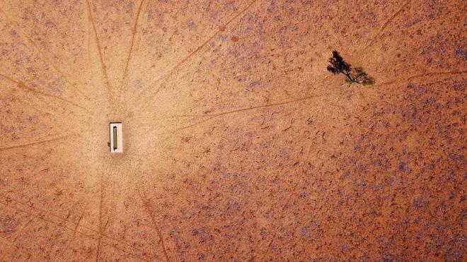 24h qua ảnh: Báo quốc tế ấn tượng với cây cầu Vàng ở Đà Nẵng 10