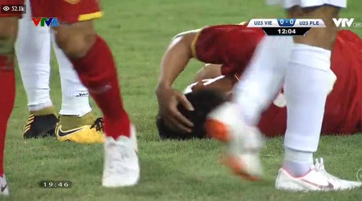 Kết thúc: Tấn công mãn nhãn, U23 Việt Nam thắng thuyết phục U23 Palestine 14