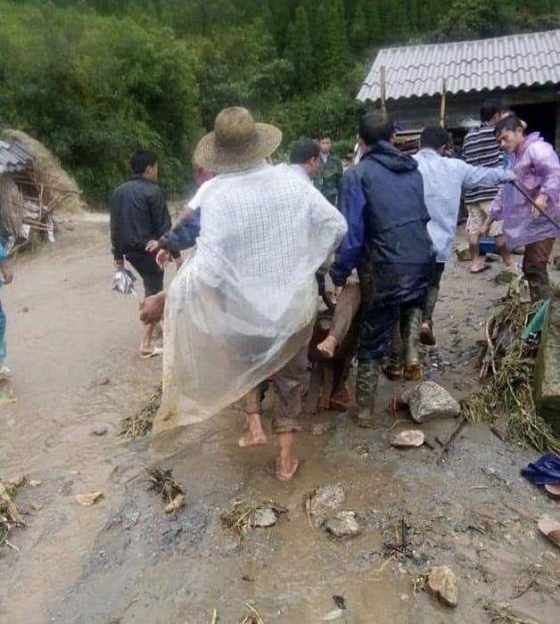 Tìm thấy thi thể 5 nạn nhân vụ sạt lở đất ở Lai Châu 2