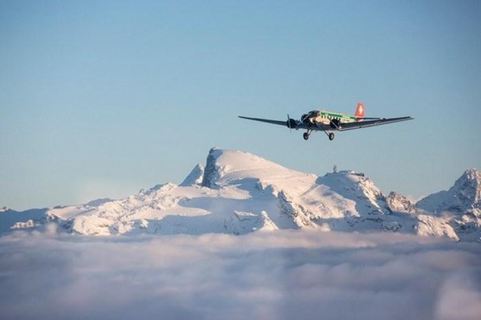 Rơi máy bay từ thời Thế chiến II tại Thụy Sỹ, khoảng 20 người thiệt mạng 1