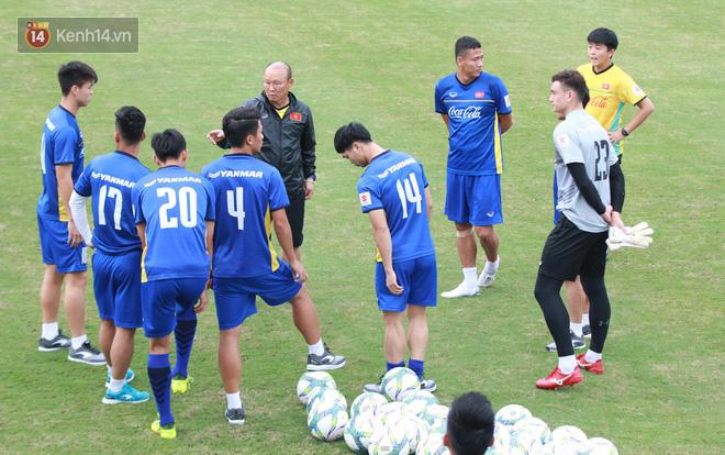 U23 Việt Nam vs U23 Oman: HLV Park Hang Seo sẽ thay cả đội hình? 1