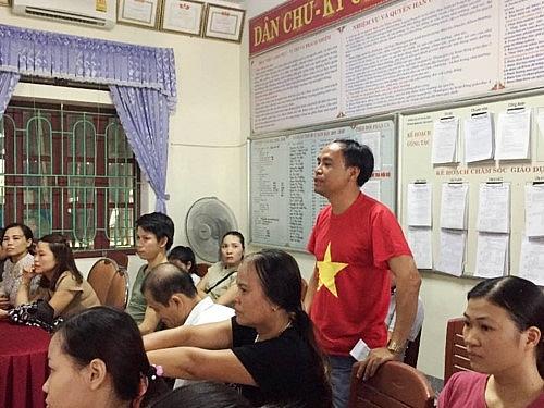 Bốc thăm giành suất vào trường mầm non cho con tại Hà Tĩnh: Phụ huynh lên tiếng 2