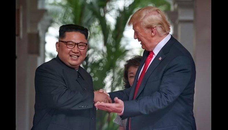 Kim Jong-un muốn gặp ông Trump? 1