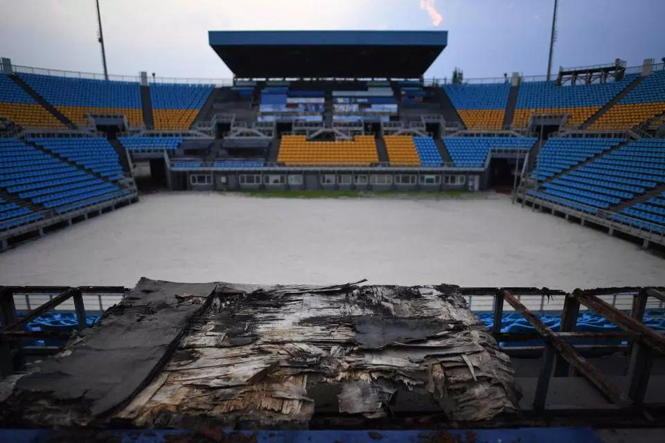 10 năm nhìn lại sân vận động Tổ chim Olympic Bắc Kinh 2008: Hoang tàn đến ám ảnh, niềm tự hào giờ chỉ còn là nỗi tiếc nuối 15