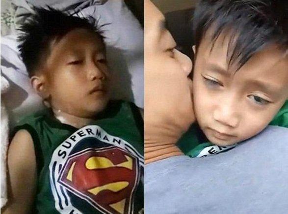 Dùng điện thoại 9 tiếng mỗi ngày, bé trai 6 tuổi bị co giật không thể chữa được 1