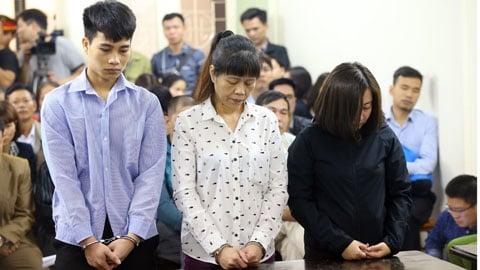 Hình ảnh Hà Nội: Xét xử phúc thẩm vụ cháy quán karaoke làm 13 người chết số 1
