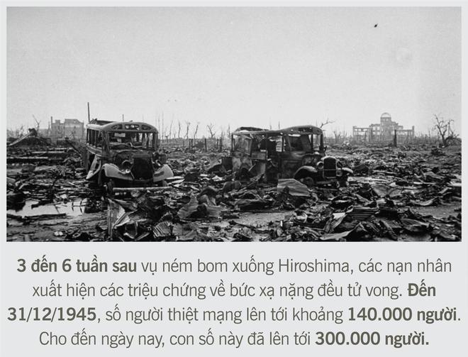 [Photo Story] Những hồi ức về thảm họa nguyên tử kinh hoàng nhất trong lịch sử 4