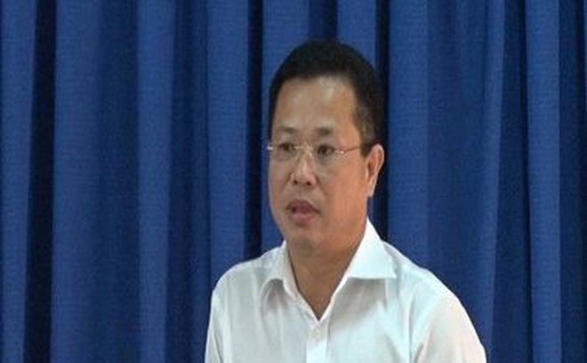 Hình ảnh Khởi tố, bắt giam cựu Bí thư Thị xã Bến Cát, tỉnh Bình Dương số 1