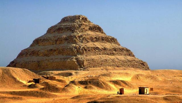 Những điều chưa biết xung quanh kim tự tháp đầu tiên của Ai Cập 1