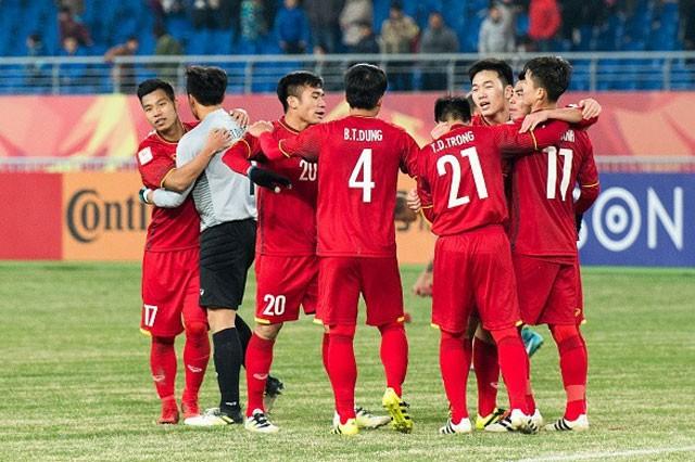 Bùi Tiến Dũng và niềm tin tuyệt đối từ HLV Park Hang Seo - Ảnh 2.