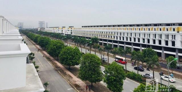 Toàn cảnh khu vực có giá nhà đất tăng mạnh tại Hà Nội trong năm qua  - Ảnh 5.