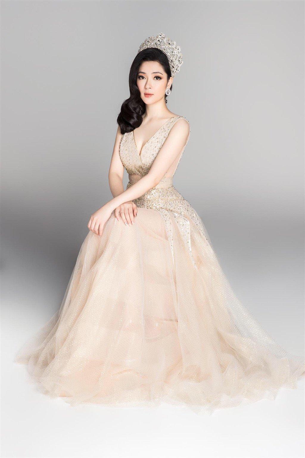 Hình ảnh 14 nhan sắc từng đăng quang Hoa hậu Việt Nam giờ ra sao? số 7