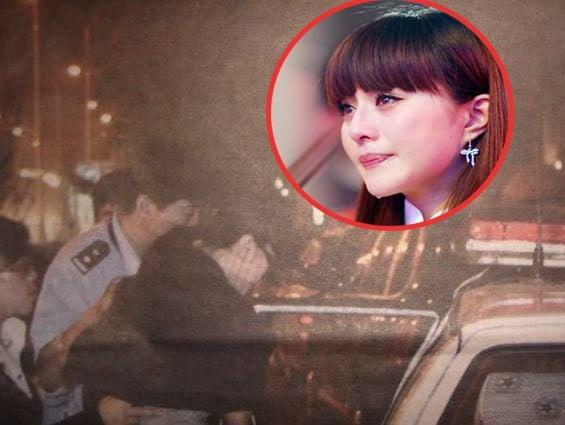 Sự thật phía sau tấm ảnh Phạm Băng Băng bị cảnh sát còng tay, áp giải lên xe là câu chuyện ít ai ngờ 1