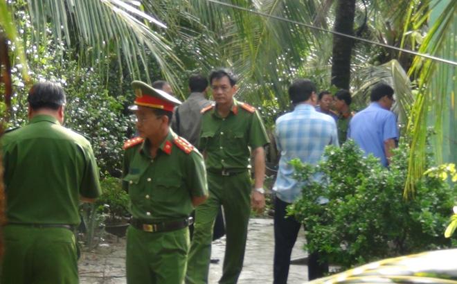 Hình ảnh Diễn biến vụ thảm án 3 người thiệt mạng rúng động Tiền Giang số 1