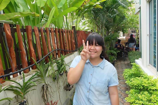 Từng mang biệt danh voi nước với cân nặng 1 tạ, nữ sinh Thái Lan lột xác thần kỳ trong vòng 1 năm - Ảnh 2.
