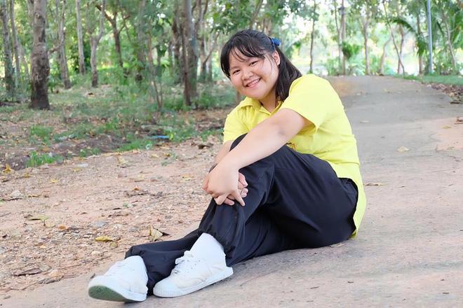 Từng mang biệt danh voi nước với cân nặng 1 tạ, nữ sinh Thái Lan lột xác thần kỳ trong vòng 1 năm - Ảnh 4.